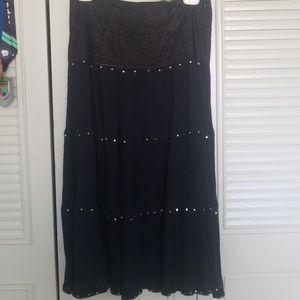 Dresses & Skirts - Cute Indian high waist skirt